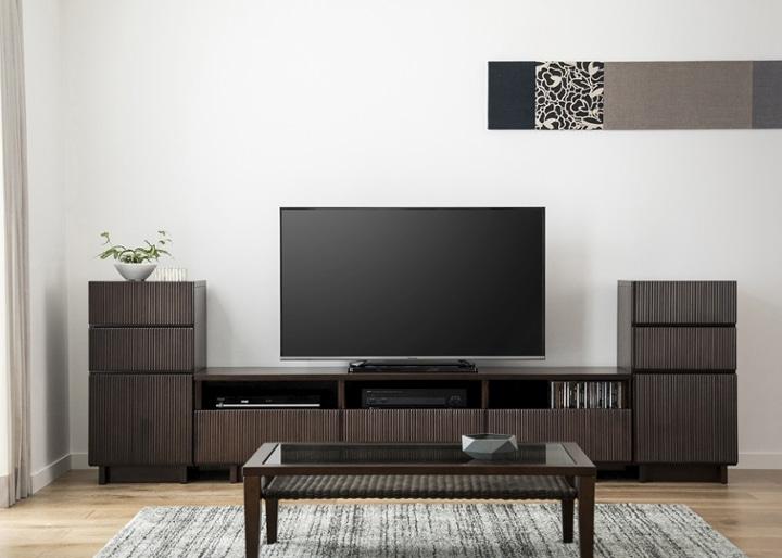 レン・テレビボードv03 v02セット:画像1