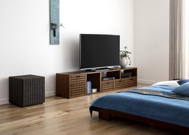 キューブ・テレビボード (GB) v01 セット:画像12