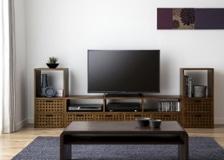 キューブ・テレビボード (GB) v02セット