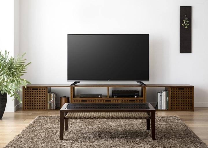 キューブ・テレビボード (GB) v02 セット:画像7