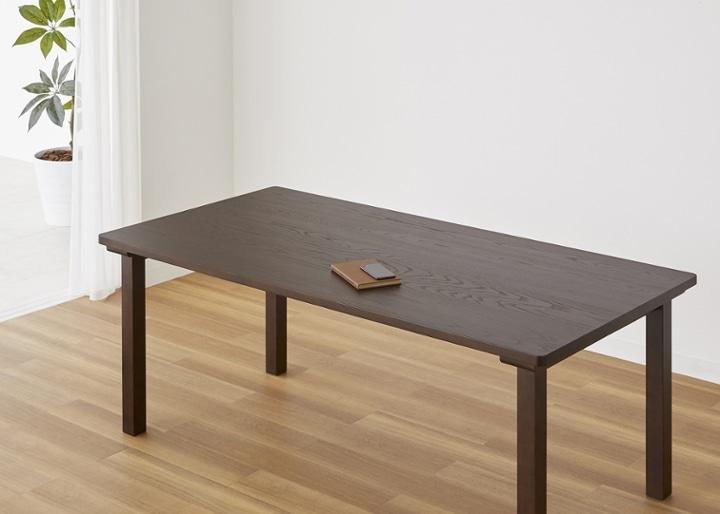 ムク・ダイニングテーブル 1800:画像10