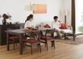 ムク・ダイニングテーブル 1800:画像13