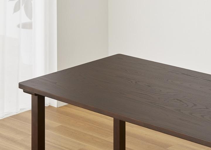 ムク・ダイニングテーブル 1800:画像17