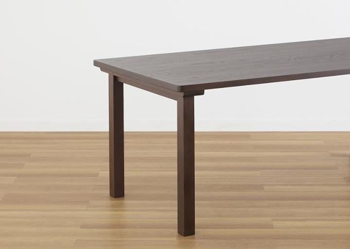 ムク・ダイニングテーブル 1800:画像19