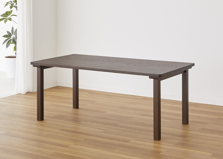 ムク・ダイニングテーブル 1800:画像23