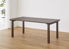 ムク・ダイニングテーブル 1800