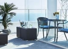 ガーデン・テーブル&スツールv01