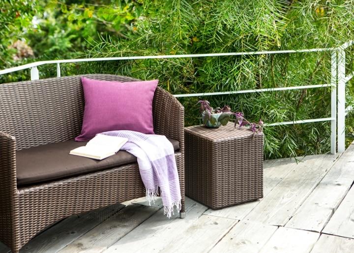 ガーデン・テーブル&スツールv02:画像2