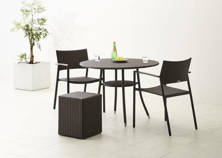 ガーデン・テーブル&スツールv02:画像3
