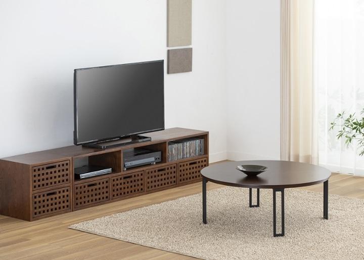 キューブ・テレビボード (GB):画像45