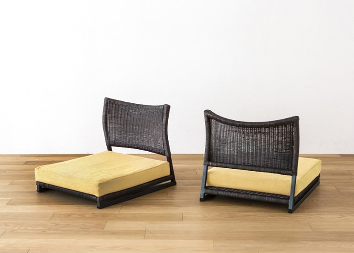 座椅子 (ラタン) カバー (カレイド):画像71