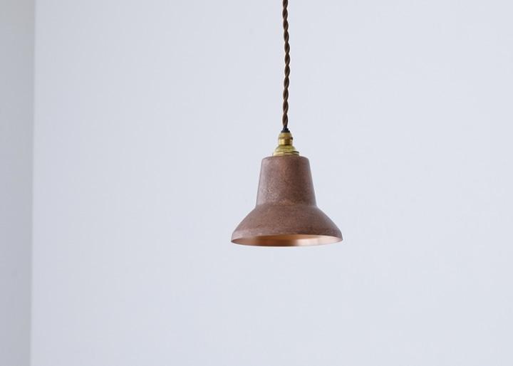 高岡銅器 tone pendant light spot:画像16