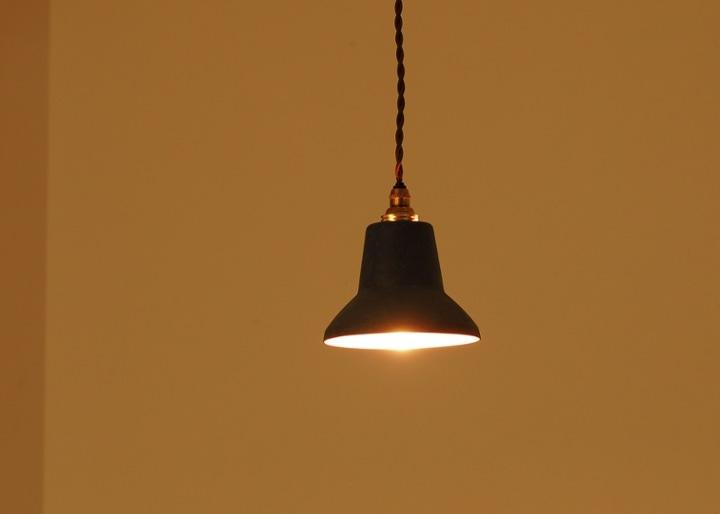 高岡銅器 tone pendant light spot:画像8