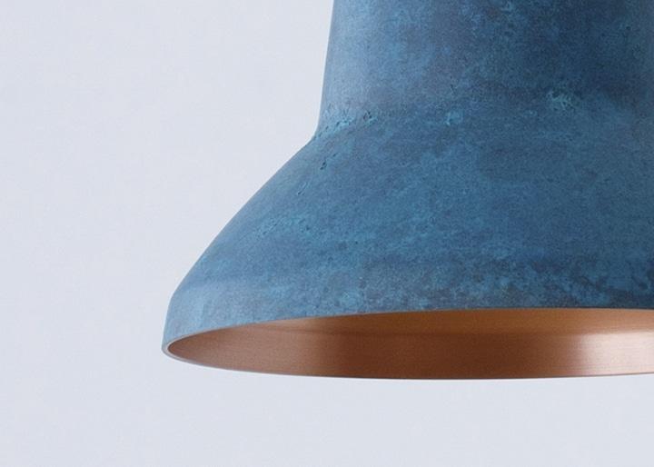 高岡銅器 tone pendant light spot:画像9