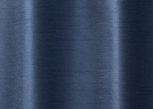 ドレープカーテン シルキーv02 (ブルー)