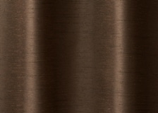 ドレープカーテン シルキーv02 (ブラウン)