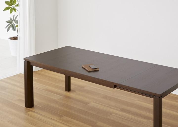 エクステンション・ダイニングテーブルv02 1600:画像12