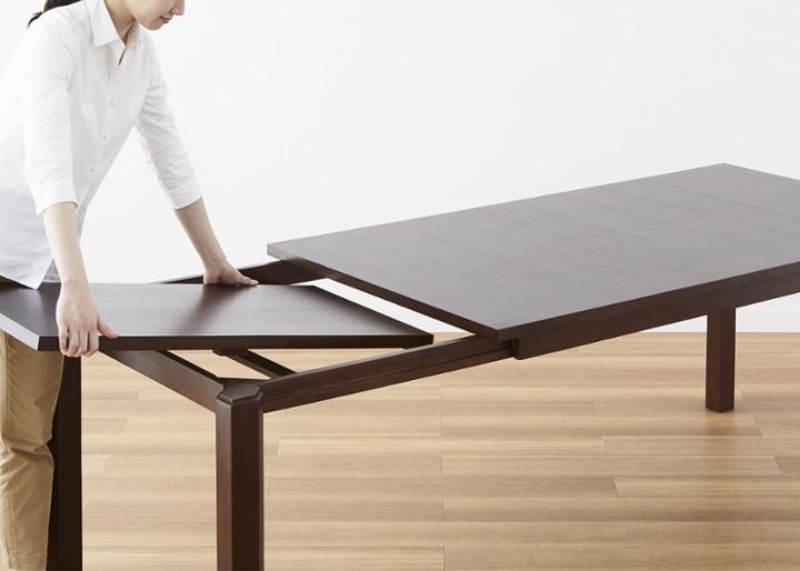 エクステンション・ダイニングテーブルv02 1600:画像29