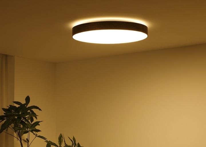 ウッド・LEDシーリングライト:画像2