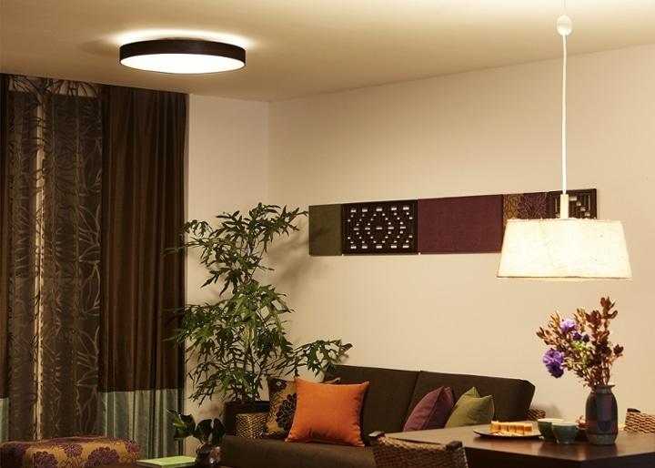 ウッド・LEDシーリングライト:画像3