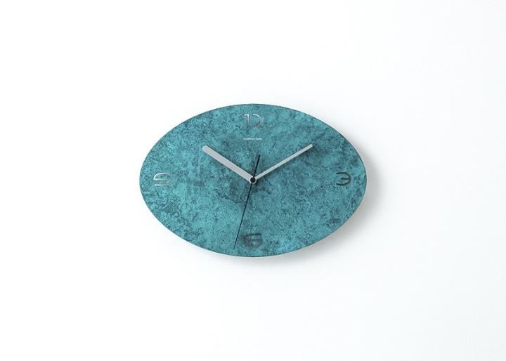 高岡銅器 time and space oval L:画像14