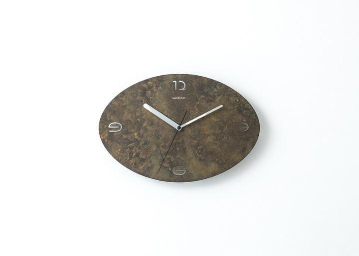 高岡銅器 time and space oval L:画像24