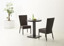 ガーデン・テーブルv02 650 セット 椅子2脚