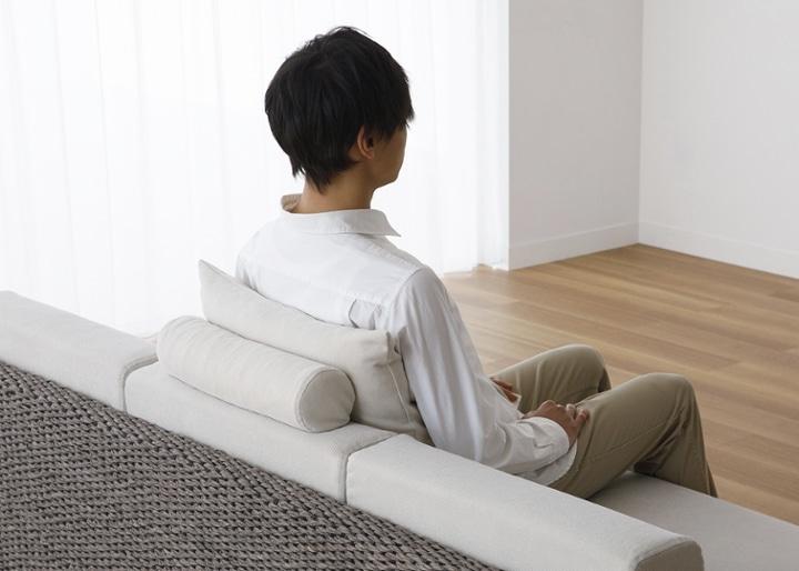 ケイ・ローソファ v03 コーナーセット (ヒヤシンスDG):画像23