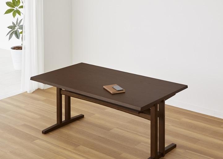 モク・ローダイニングテーブル 1500:画像11