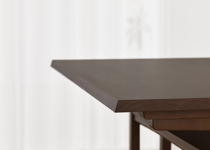 モク・ローダイニングテーブル 1500:画像18
