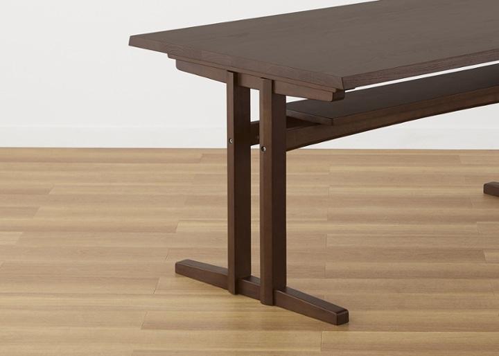 モク・ローダイニングテーブル 1500:画像19