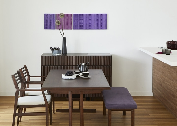 モク・ローダイニングテーブル 1500:画像2