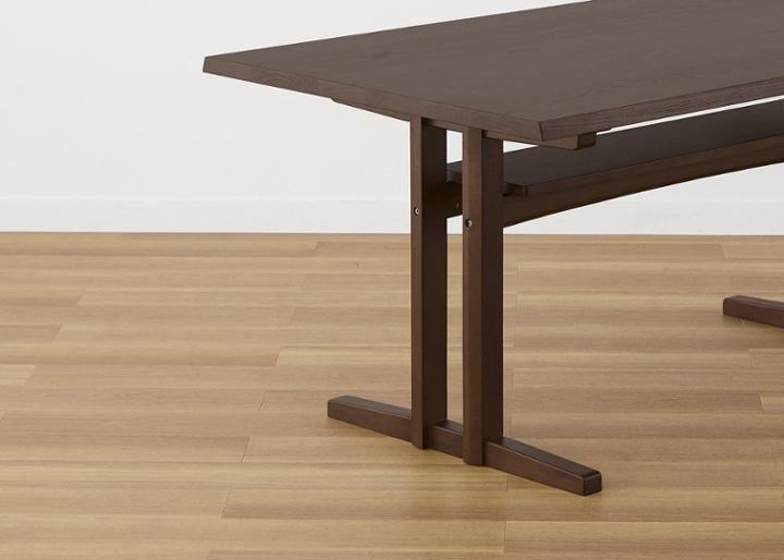 モク・ローダイニングテーブル 1500:画像20