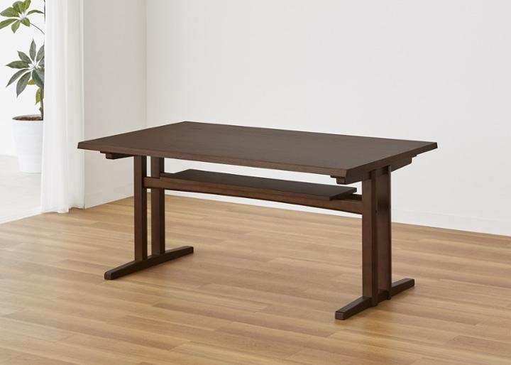 モク・ローダイニングテーブル 1500:画像26