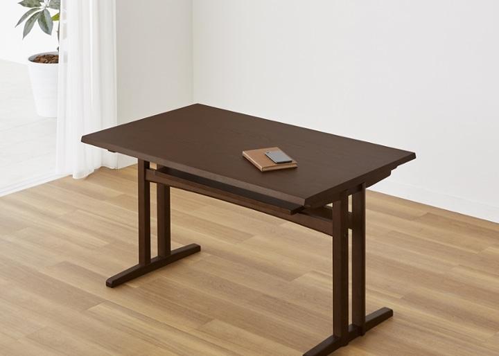 モク・ローダイニングテーブル 1200:画像11