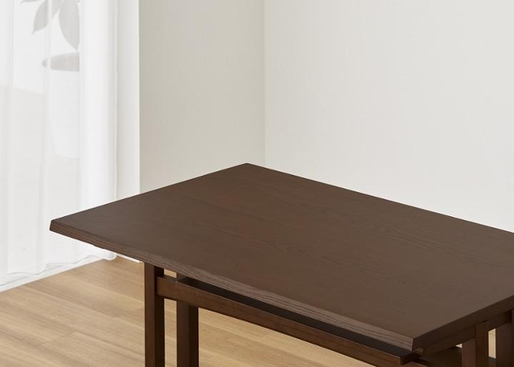 モク・ローダイニングテーブル 1200:画像18