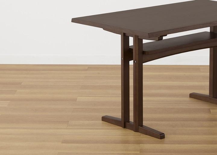 モク・ローダイニングテーブル 1200:画像21