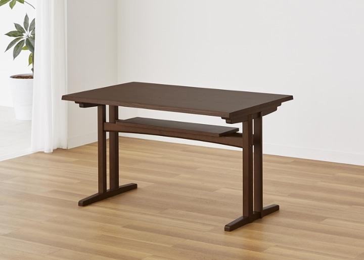 モク・ローダイニングテーブル 1200:画像27