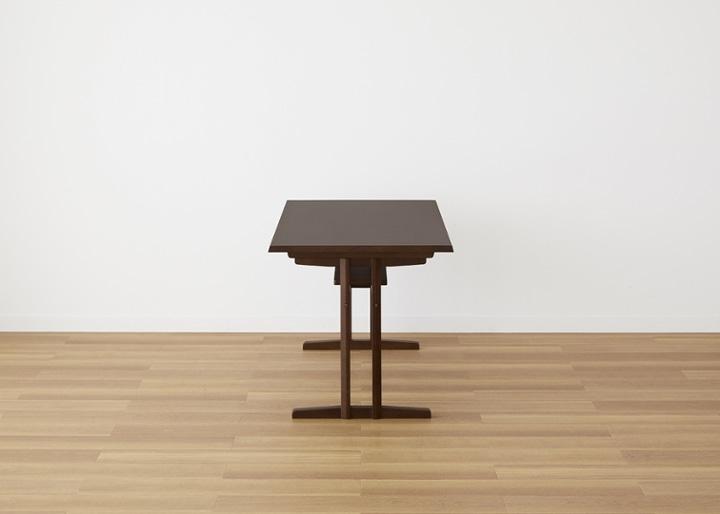 モク・ローダイニングテーブル 1200:画像29