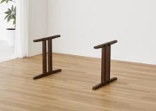 モク・ロー/ソファダイニングテーブル 1500用脚