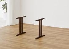 モク・ロー/ソファダイニングテーブル 1200用脚