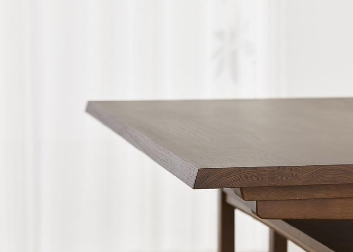 モク・ローダイニングテーブル 1500 (GB):画像19