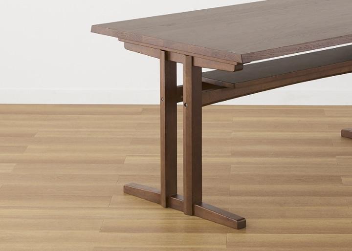 モク・ローダイニングテーブル 1500 (GB):画像20