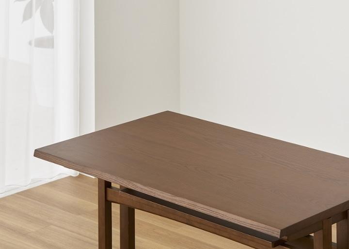 モク・ローダイニングテーブル 1200 (GB):画像16