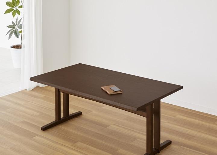 モク・ソファダイニングテーブル 1500:画像10