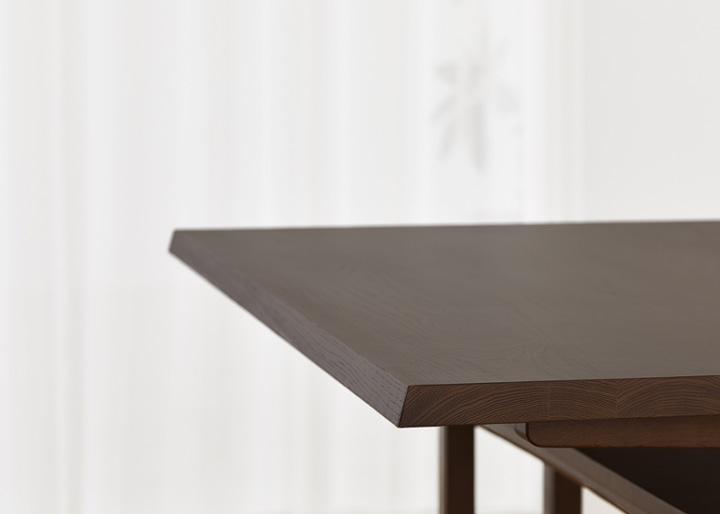 モク・ソファダイニングテーブル 1500:画像16