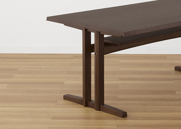 モク・ソファダイニングテーブル 1500:画像17