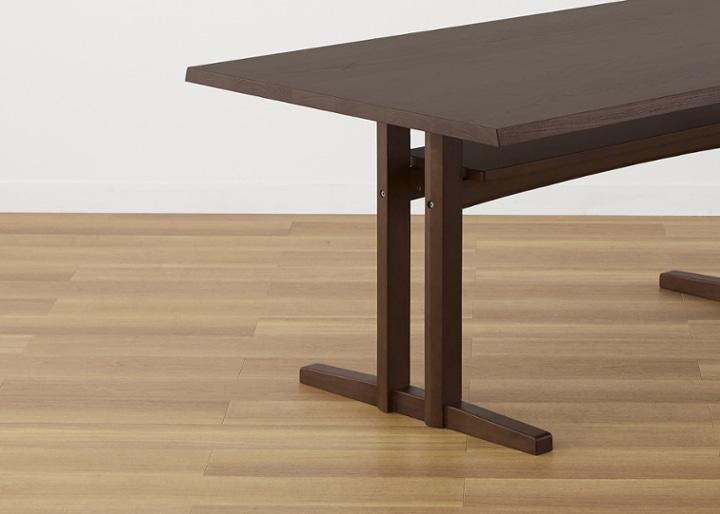 モク・ソファダイニングテーブル 1500:画像18