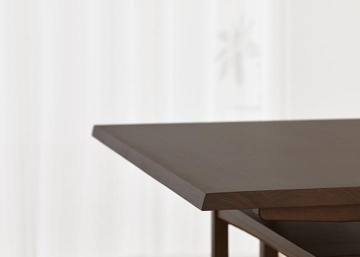 モク・ソファダイニングテーブル 1200:画像23