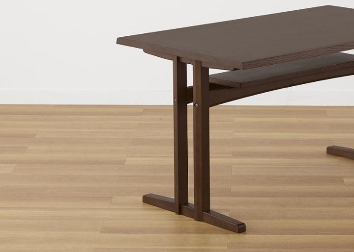 モク・ソファダイニングテーブル 1200:画像24